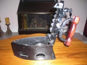 open iron