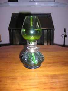 small green lantern