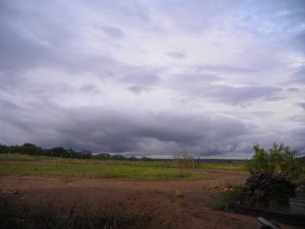 cloudy skys